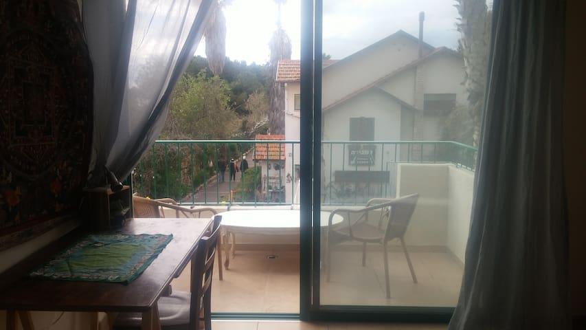 Beit Ha'muchtar - Zikhron Ya'akov - Apartment