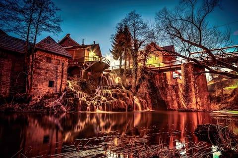 Romantic Apt. near Plitvice & Rastoke