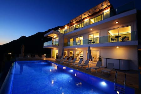 Villa Montana-Luxury in Kalkan - Kalkan