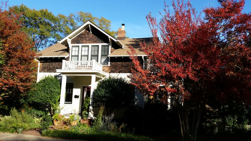 Charming BR in Historic Oakwood