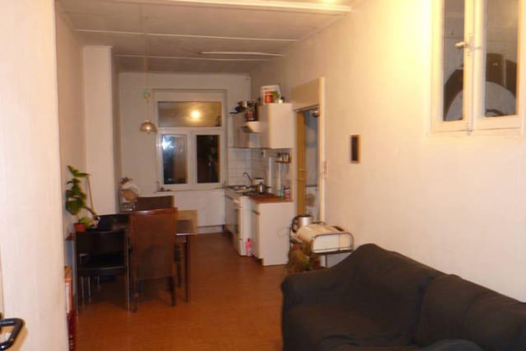 Chambre sur saint gilles a appartements louer saint for Chambre a louer liege belgique