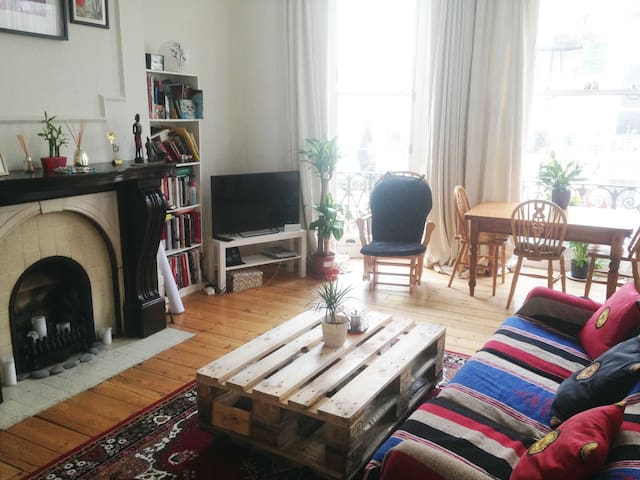 BIG Double room by the sea! - Brighton - Apartment