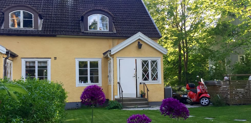 Lovely house 9 minutes from the Old Town! - Stockholm - House