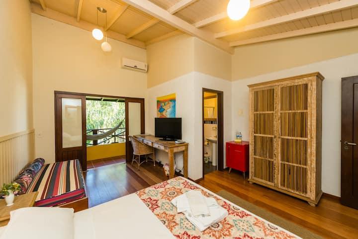 Pousada Vila Tamarindo Eco Lodge - Suíte Luxo