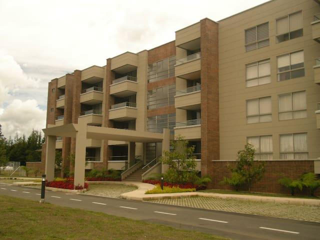 apartamento en alquiler llanogrande - Rionegro - Leilighet