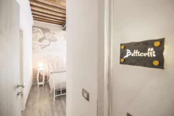 Camera matrimoniale Grosseto Centro- BOTTICELLI
