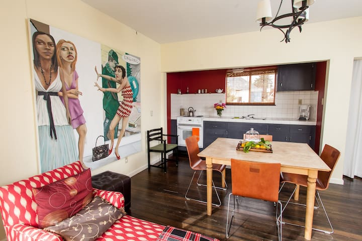Alameda Garden Cottage - Alameda - Apartamento
