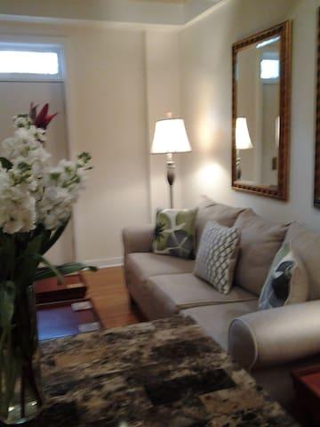 Forsyth Condo on Gaston - Savannah - Appartement en résidence