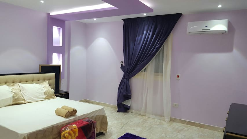 high delux appartment apas alakkad - nasr city / cairo - Flat