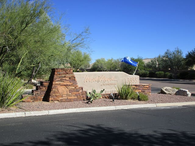Wyndham Rancho Vistoso 1 bedroom  - Oro Valley - Daire