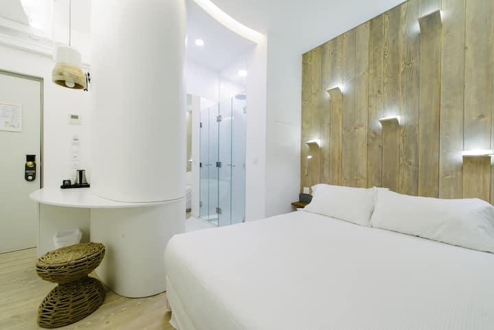 Room Finnish decoration, free spa