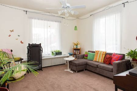 clean, comfortable, artistic digs 2 - Provo - Wohnung