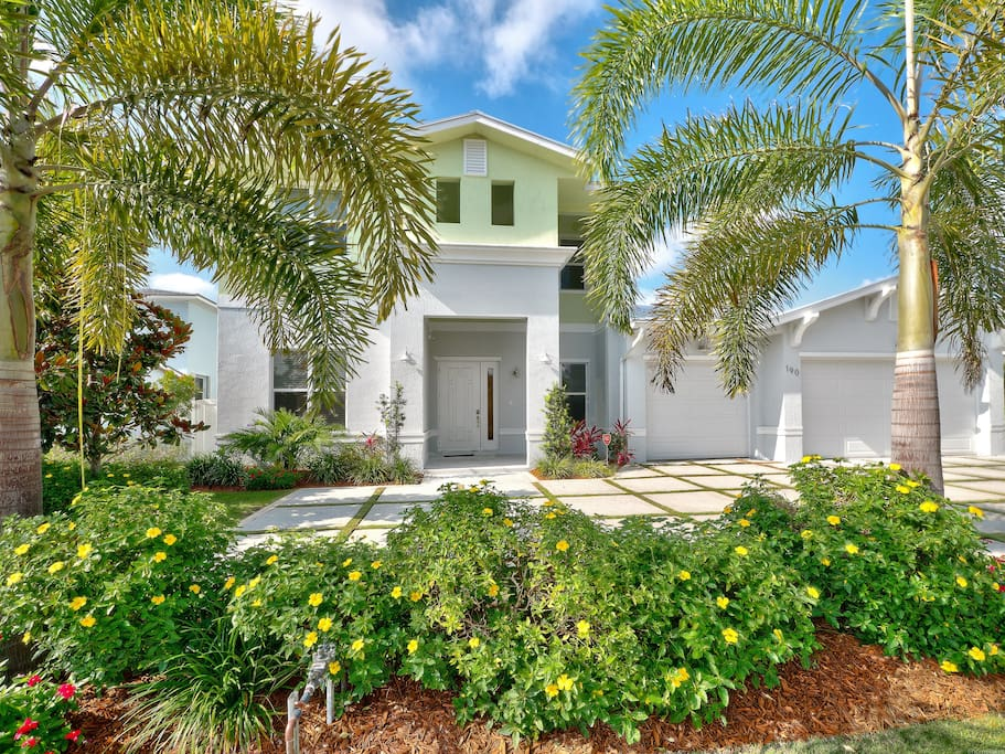 5 Star 5 Bedroom Waterfront Paradise Houses For Rent In West Palm Beach Florida United States