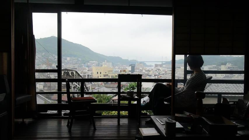 Cycling from ★Antique Villa 1924★!! - Onomichi - Villa