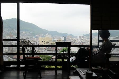 Cycling from ★Antique Villa 1924★!! - Onomichi