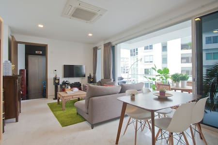 New apartment in central SIN/pool