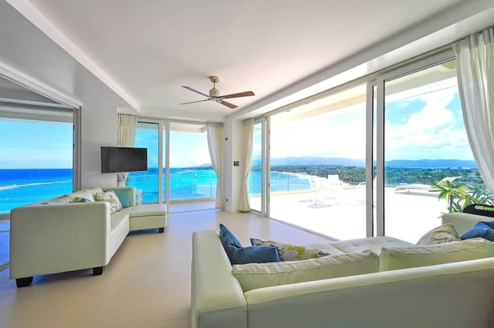 Spectacular OceanView Private Penthouse!