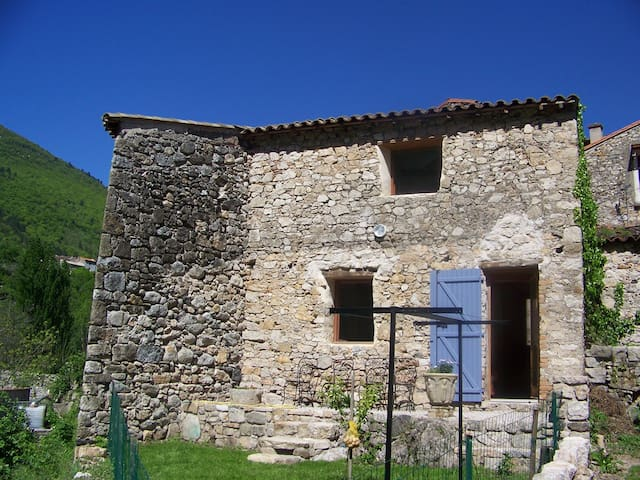 Nice holiday cottage** in Cevennes - Arre - Rumah