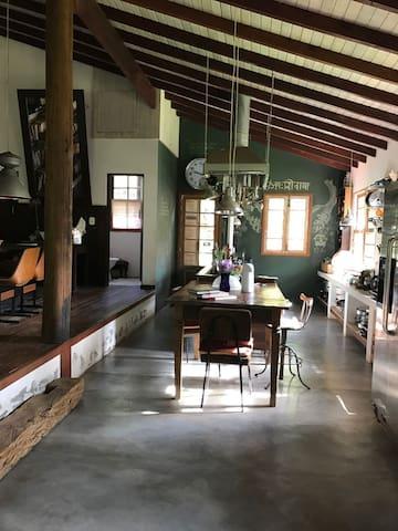 Casa Crudo - Salesópolis