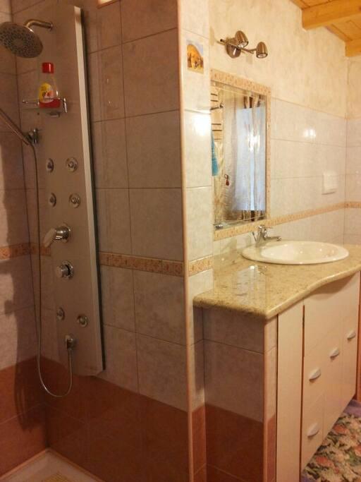 Comfort e accessori in bagno