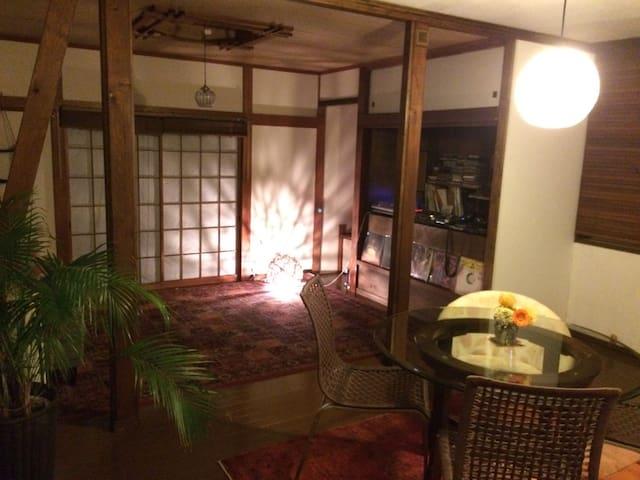 Old Japanese cozy room in Makuhari - Chiba,Hanamigawa-ku,Makuharicho - House