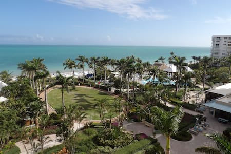 Vacation in style at the Ritz Key Biscayne