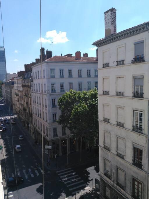 6ème arrondissement de Lyon //6th district of Lyon.