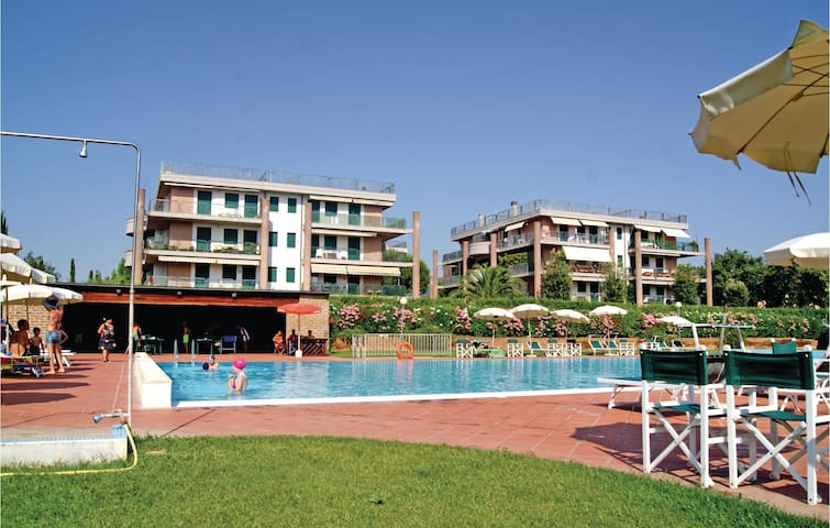 Holiday apartment with 2 bedrooms on 70m² in San Vincenzo -LI-