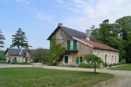 The castle farm