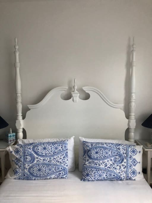 Four Poster Master Bedroom