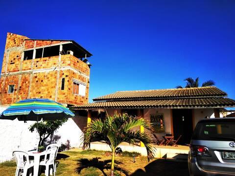 Casa Rústica Prox. A Praia.