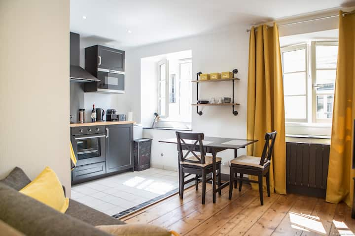 Ravissant appartement pour 2 - Place du Palais