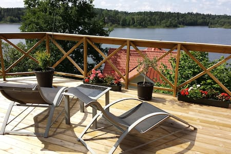 CHARMING VILLA WITH LAKE VIEW - Huddinge