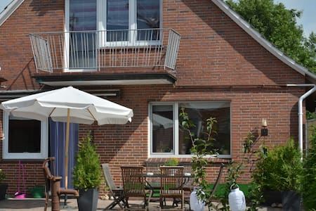 Komfortables Ferienhaus in Ditzum - Jemgum - Hus
