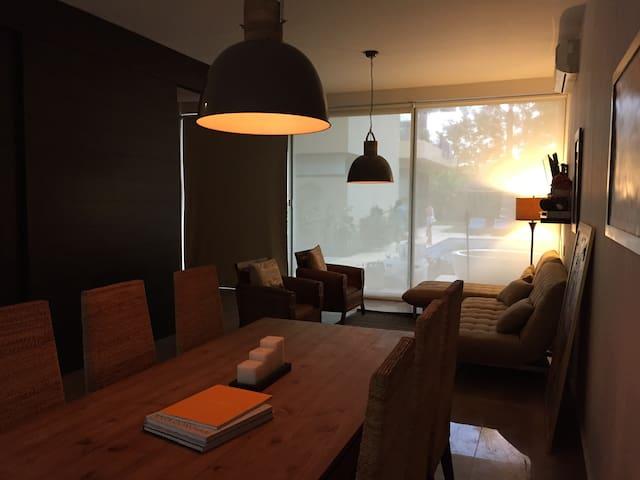 Lujoso depa en la mejor ubicación de la Riviera! - Puerto Aventuras - Condominium