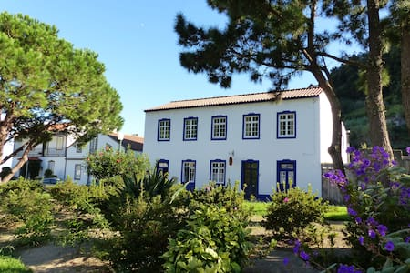 Spacious apartment, flower garden - Faial Da Terra