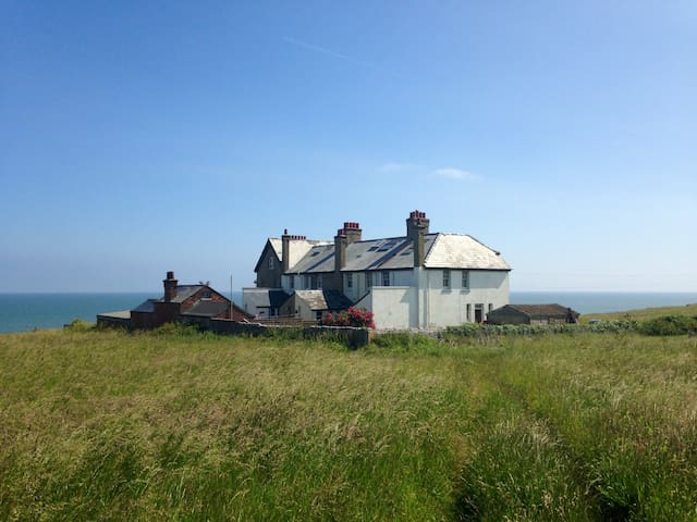 Coastal GEM with sea views - Norfolk