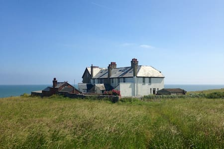 Coastal GEM with sea views - Norfolk - Bed & Breakfast