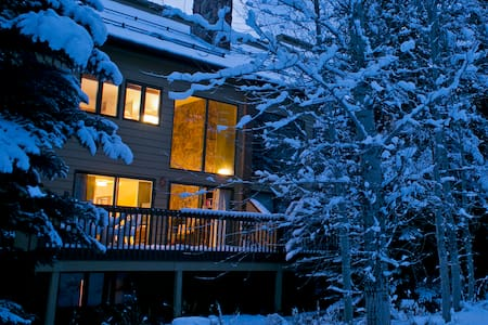 Outpost: Wind River 7 - 4BR - Teton Village