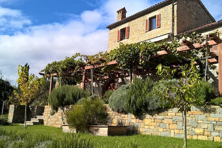Istrian stone house Padna, 4 person - Padna - Дом