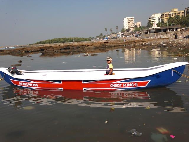Bandra,Sea Touch Villa @ Bandstand & Carter Road. - Mumbai/Bombay - Villa