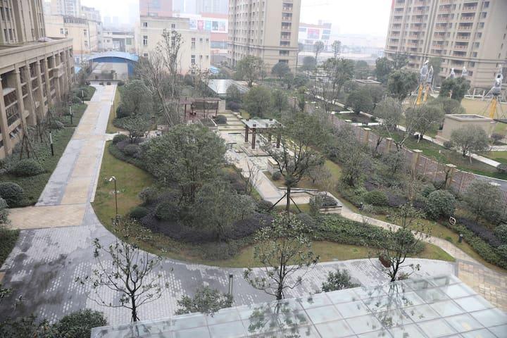 离开家以后最安逸舒适的第二个空间 - 浙江省宁波市 - Lägenhet