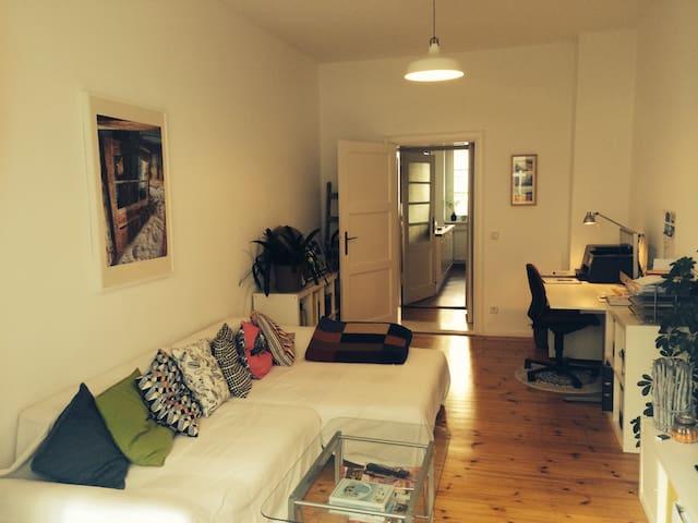 Cozy Flat in Berlin Wilmersdorf - Berlin - Apartemen