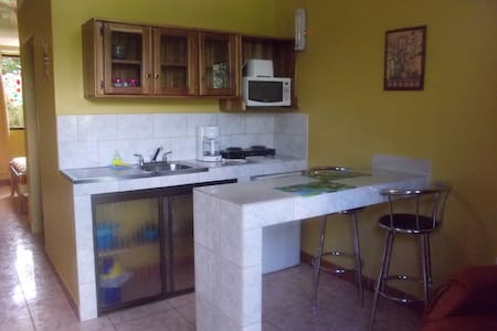 1 bdrm Apart x 2 guests, KITCHEN ,A/C, WI-FI - La Fortuna, Costa Rica