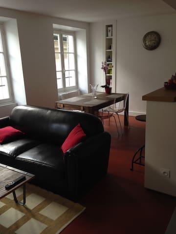 Between Notre Dame & le Panthéon - París - Apartamento