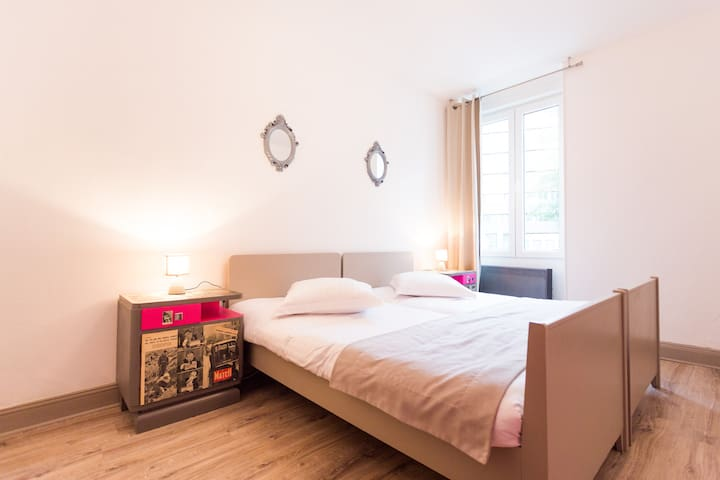 COLMAR CITY BREAK parking free ;-) - Colmar - Apartamento