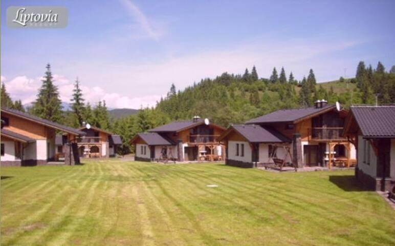 LIPTOV SKI Mountain House 09 - Liptovská Porúbka