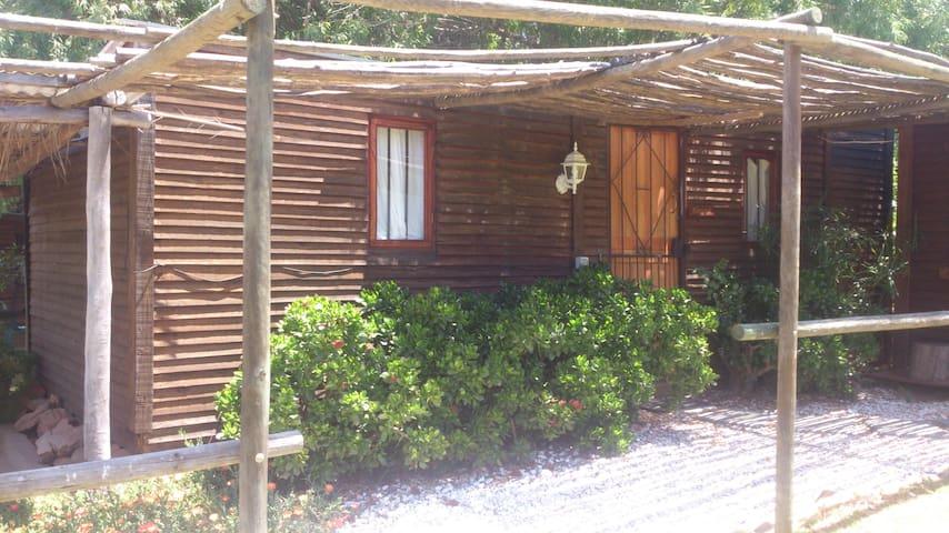 Almondbury Guest Farm-Almond cabin - Robertson - Cabaña