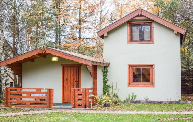 Holiday cottage with 2 bedrooms on 43m² in Drzonowo