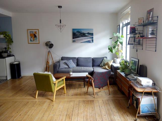 Charmante chambre avec salle de bain à Ixelles